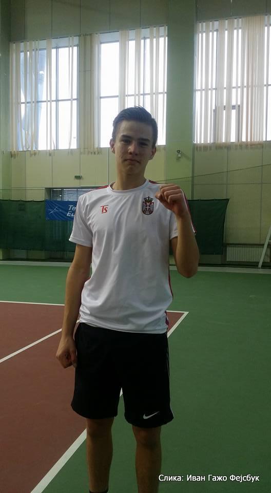 Viktor Jović, Tennis Europe Winter Cups by HEAD