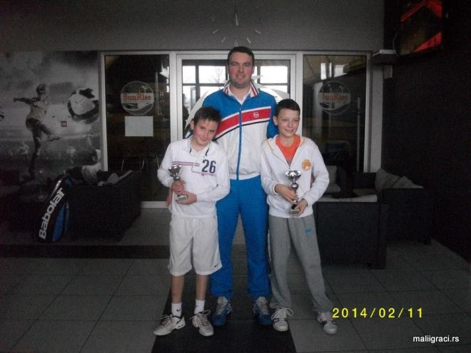 Dragan Matić, Aleksandar Mihailović, Nenad Crnogorac