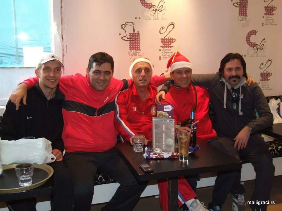 Petar Dušanović, Dragan Ilić, Teniski klub Dril Beograd