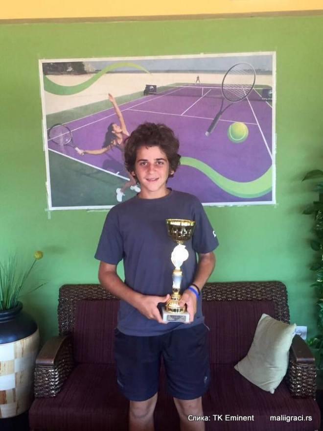Eminent Open, turnir do 14 godina, Teniski klub Eminent Podgorica, Teniski savez Crne Gore