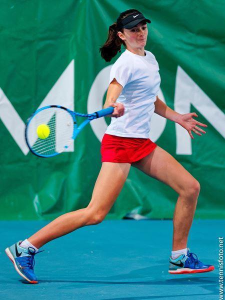 Fatma Idrizović, Rakovnik Checz Republic, Tennis Europe Winter Cups by HEAD U14
