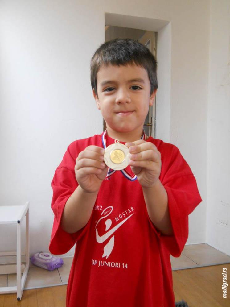 Mali teniser Justin Ilić