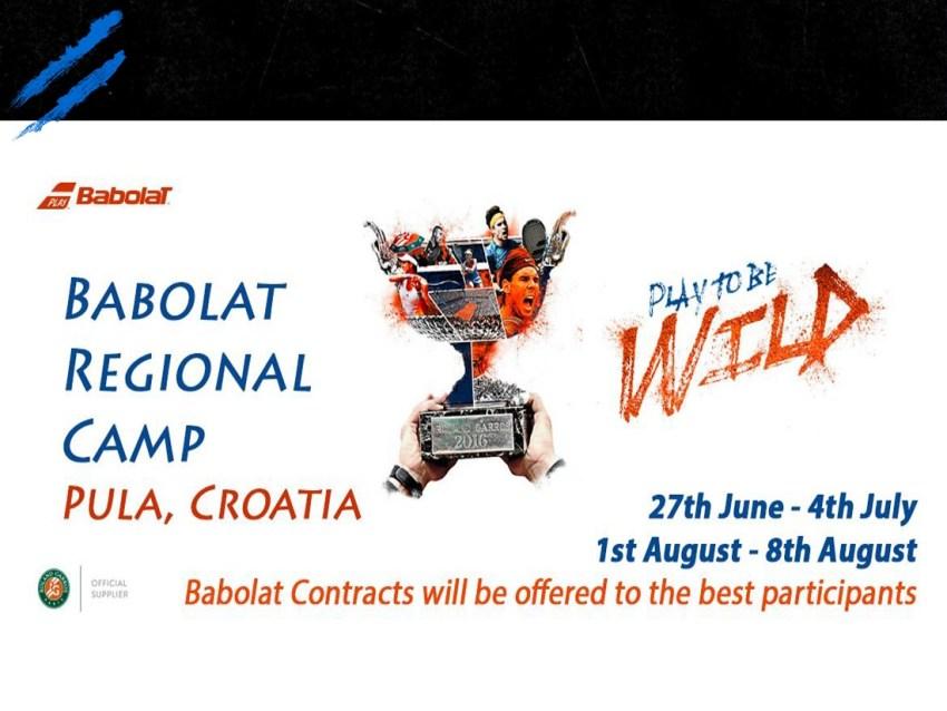 Баболат Регионални Камп 2019 – Пула