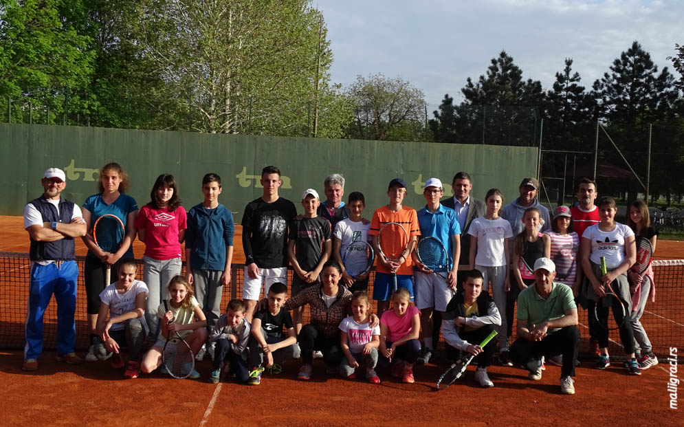 Teniski klub Kikinda, TK Kikinda