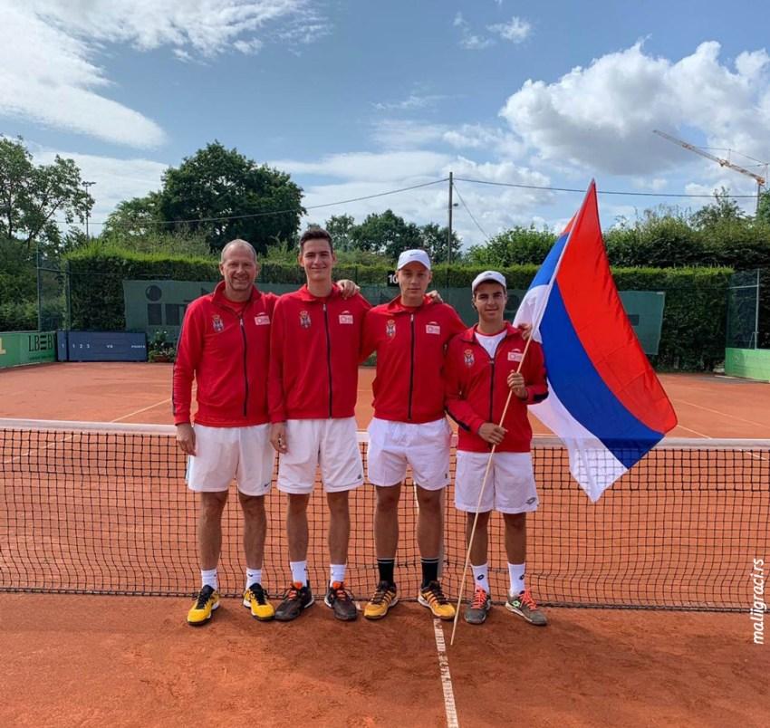 2019 European Summer Cups, квалификације, девојке и младићи до 16 и до 18 година, 31.7-2.8.2019.