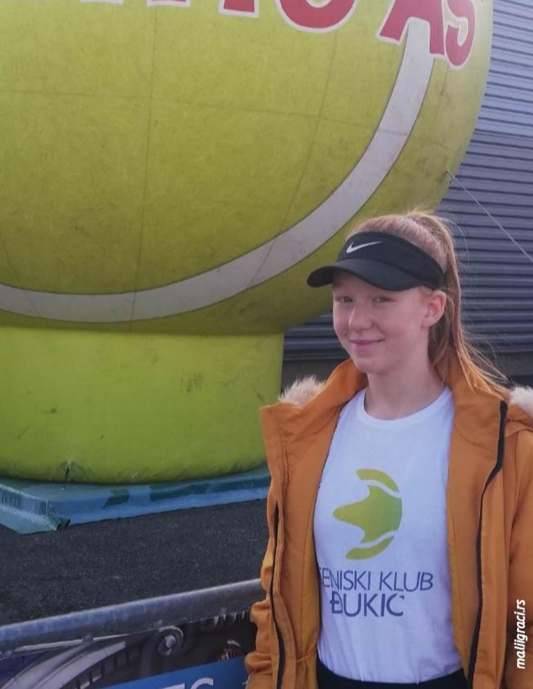 Klara Vaja, LES PETITS AS LE MONDIAL LACOSTE, Le Petits As, Tarb Francuska, Tennis Europe European Tour