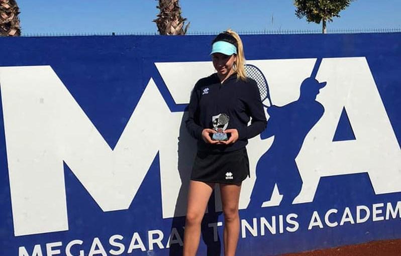 Andrea Obradović, ITF Unica Open J4 Antalija