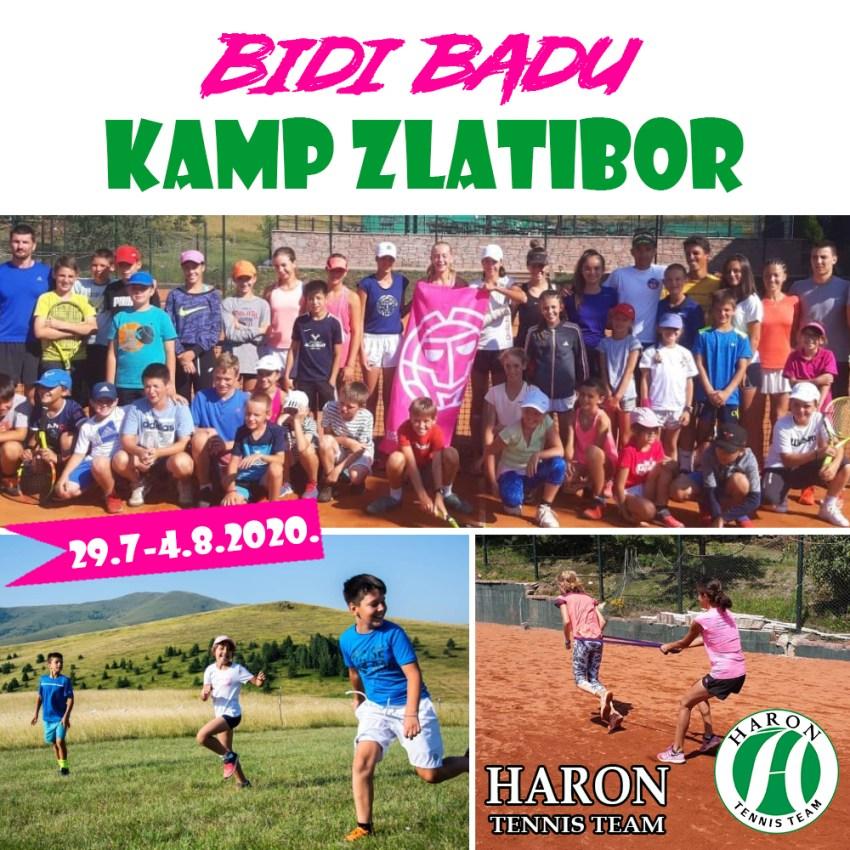 Биди Баду камп Златибор 2020