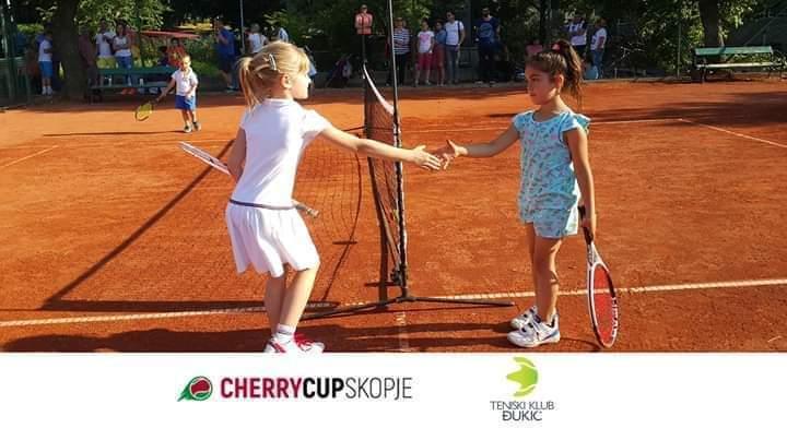Turniri zelenog i crvenog nivoa Road To Cherry Cup i TK Đukić, Cherry Sport