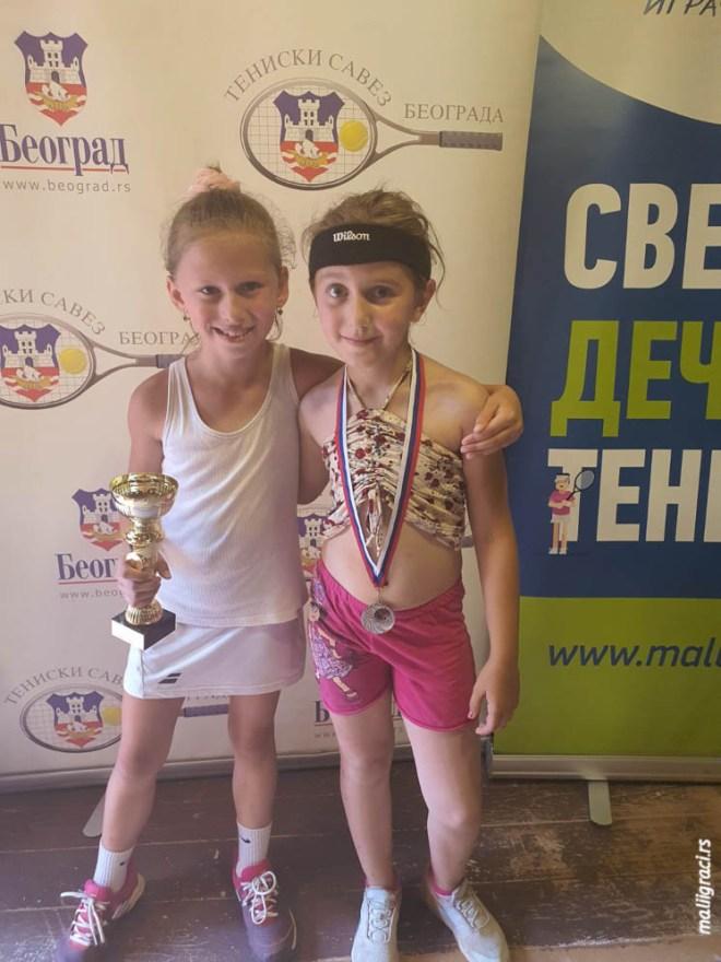 Champions Bowl Serbia 2020, Champions Bowl Srbija 2020, Trofej grada Beograda, dečji teniski turnir 13. teniske nade, TK Haron Beograd