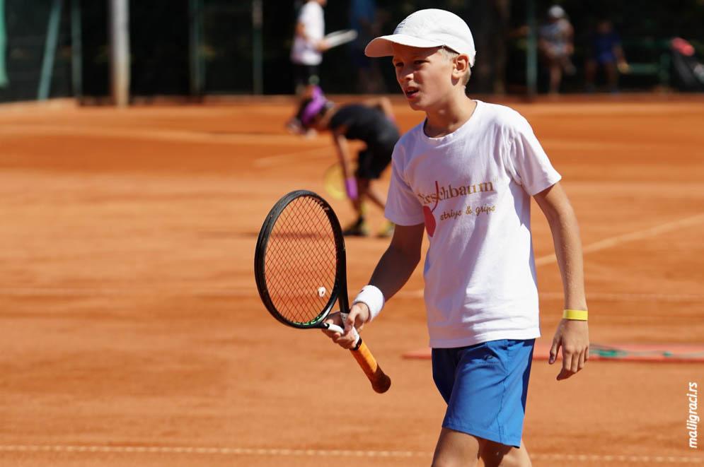 Mali teniser Uglješa Sofrenović, TA Elite Novi Sad