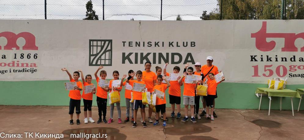 8. Sova Cup 2020, Teniski klub Kikinda