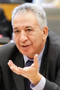 Tahar CHERIF, ambassadeur de Tunisie en Belgique