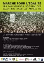 Affiche de la convention