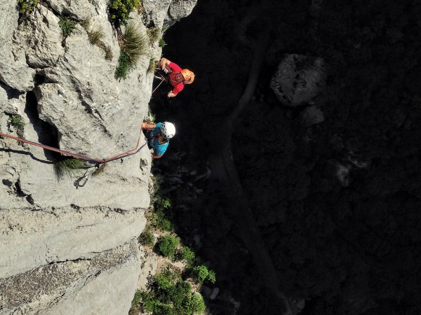 Rock Climbing Paklenica National Park Malik Adventures