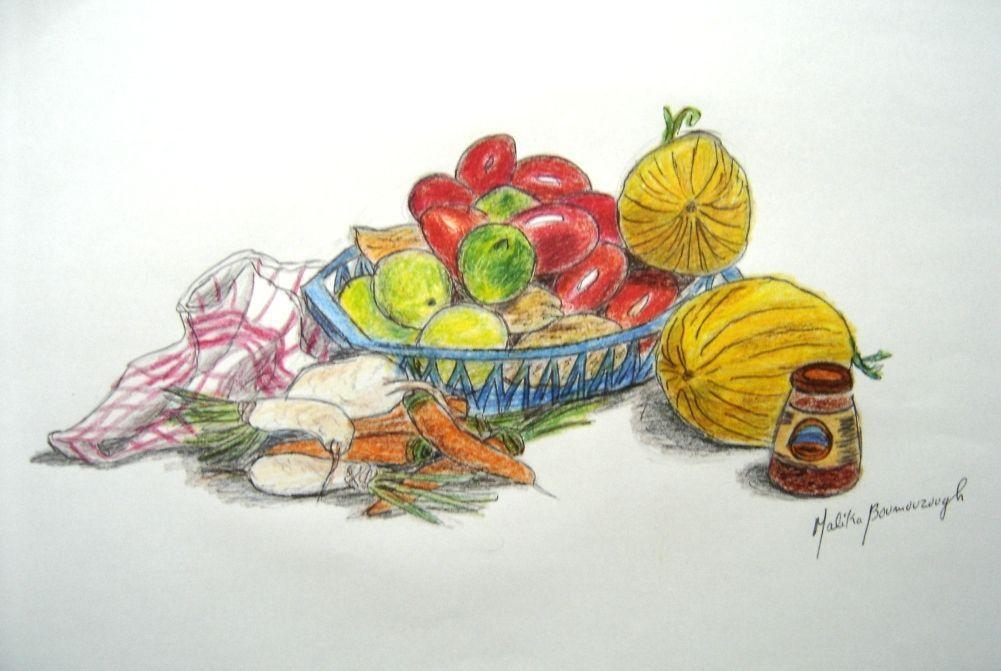 Nature Morte aux Fruits et Lgumes2007  Centerblog