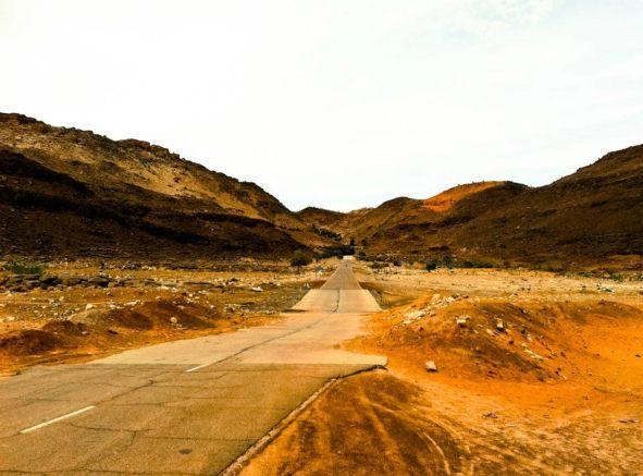 mauritania-road