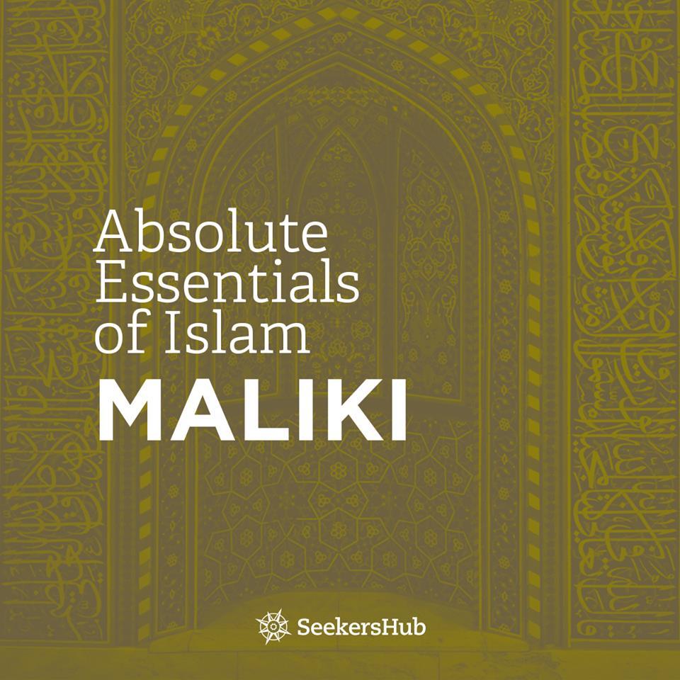 New Maliki Fiqh Course With Shaykh Walead Mossad on Seekers Hub