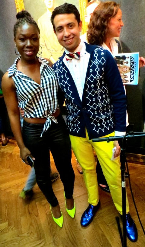 Malinda Knowles and Viktor Luna_malindaknowlesnet