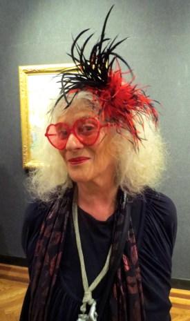 Jane at National Arts Club_malindaknowlesnet