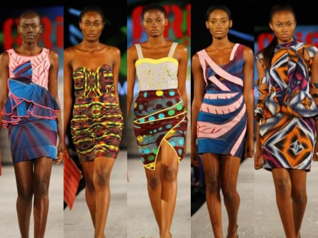 trendy african fashion 2013