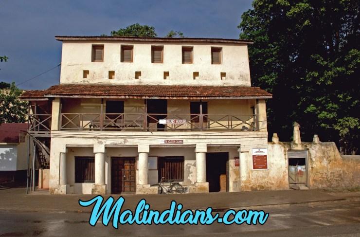 house of columns malindi - House of Columns