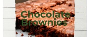 Chocolate Brownies – Recipe za Watu wa malindi