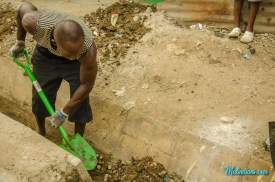 Malindi Town Clean up - Kisumu Ndogo-107