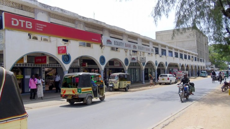 diamond trust bank dtb and equity bank malindi on lamu road - Diamond Trust Bank (DTB)