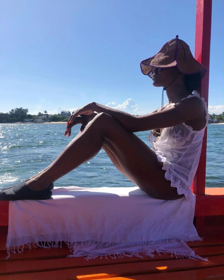 naomi campbell most influential people to have visited Malindi Kenya - The 5 most Influential people who have visited Malindi Kenya