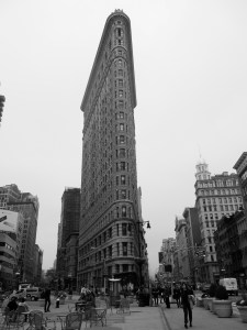 New York - Iron Building malindkate