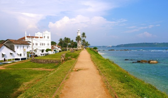 Sri Lanka Galle Lighthouse malindkate