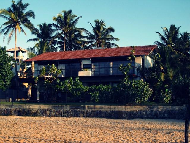 Sri Lanka Lapoint Surfcamp - Beach Villa - MartinParzer