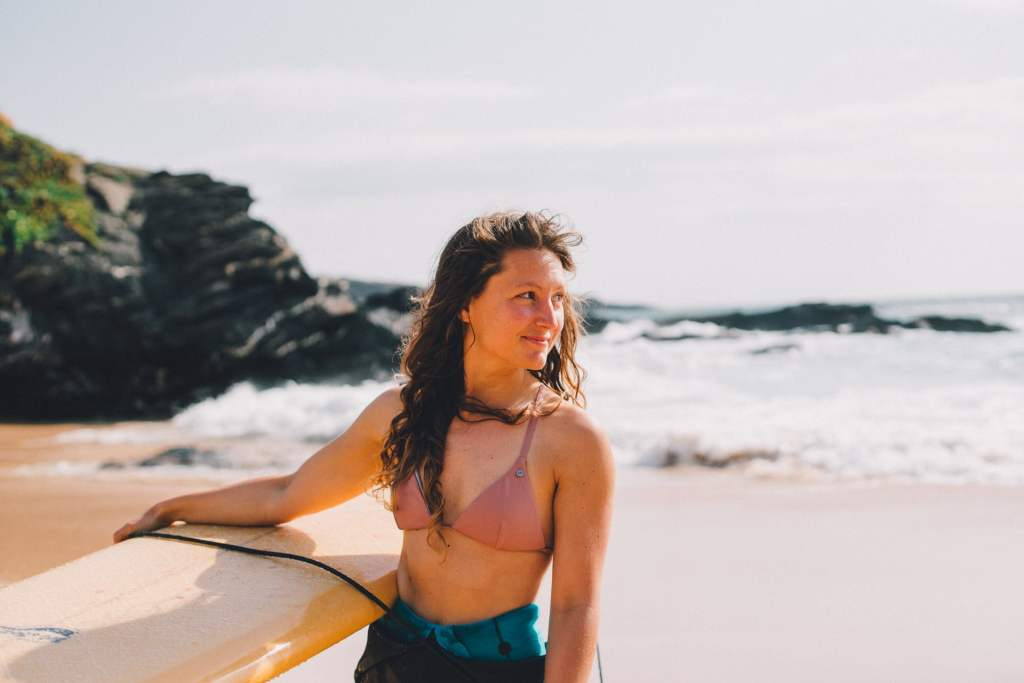 Surf Yoga Girl Workshop Day Intention