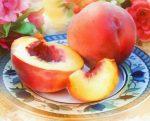 Демон цветка персика