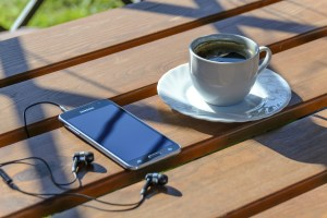 coffee-and-ipod
