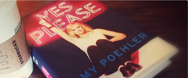 Yes Please book by Amy Poehler