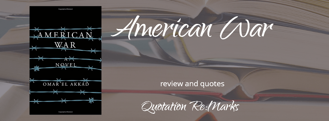 American War by Omar El Akkad, a review