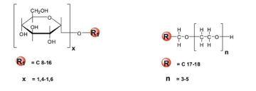 Alkil Poliglikozitler (APG) - Yağ Alkolü Etoksilatları (FAEO)