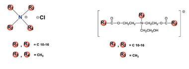 Kuarterner Amonyum Bileşikleri - Esterquat