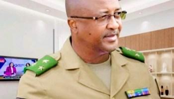 general moussa diawara