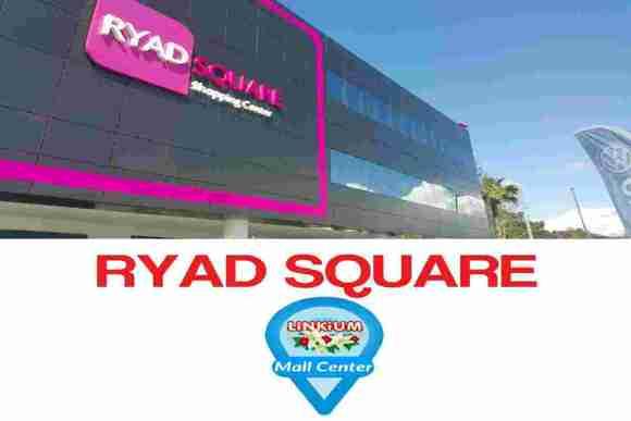 Façade extérieure de Ryad Square