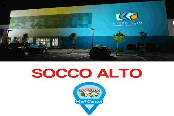 façade extérieure de Socco Alto