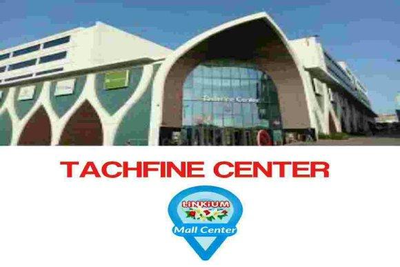 Entrée du Tachfine Center en photo