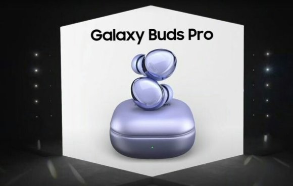 Galaxy Buds Pro en photo