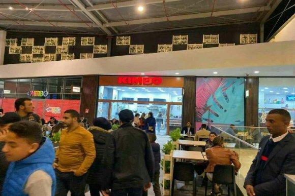 Image de commerçants à Arribat Center