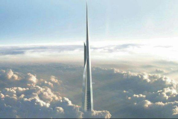 Image de la Jeddah Tower