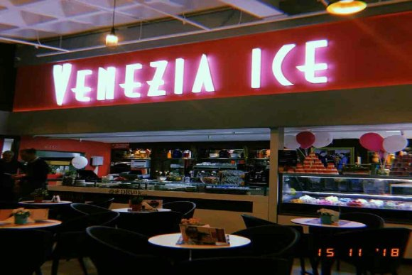 Image d'un restaurant Venezia Ice au Maroc