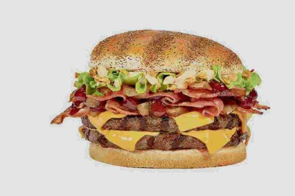 Image du Double Smoky de Burger King