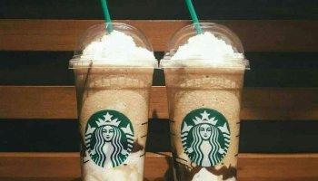 Frappuccino de Starbucks en image